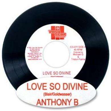 "Easy Star Records Anthony B ""Love So Divine"" 7"" Vinyl Single"