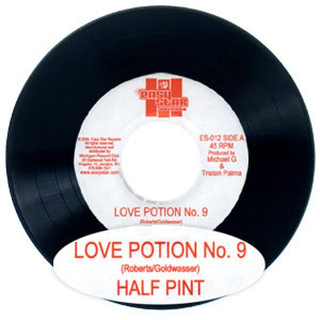 "Easy Star Records Half Pint/Guyanese ""Love Potion No.9 / Hit Tune"" Split 7"" vinyl single"