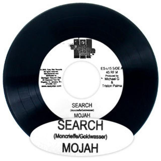 "Easy Star Records Mojah ""Search"" 7"" vinyl single"