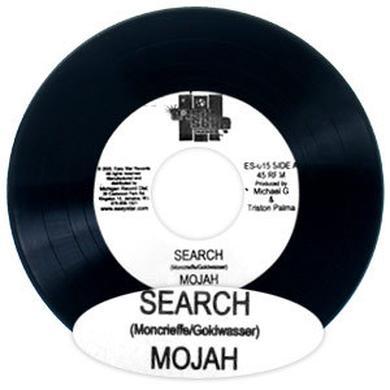 "Easy Star Records Mojah ""Search"" 7"" vinyl single"