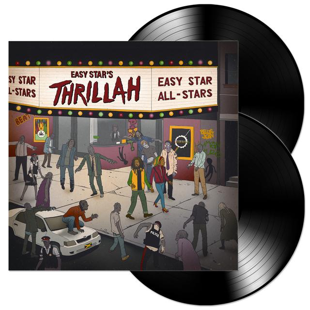 Easy Star Records Easy Star All-Stars - Easy Star's Thrillah LP
