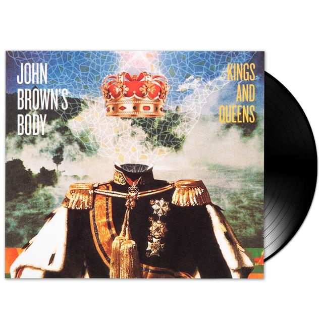 Easy Star Records John Brown's Body Kings and Queens LP