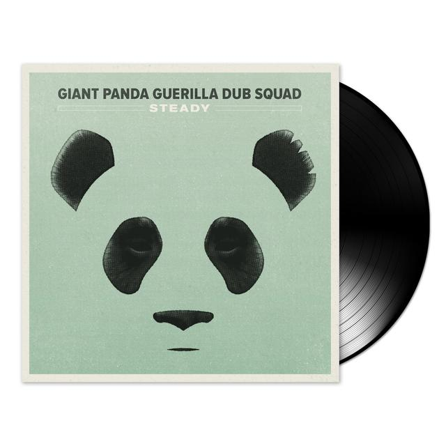Easy Star Records Giant Panda Guerilla Dub Squad – Steady 180 gram vinyl LP