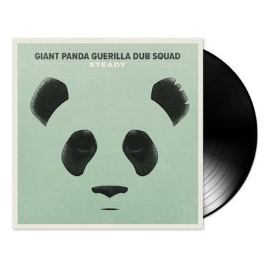 Easy Star Records Giant Panda Guerilla Dub Squad – Steady 180 gram vinyl LP