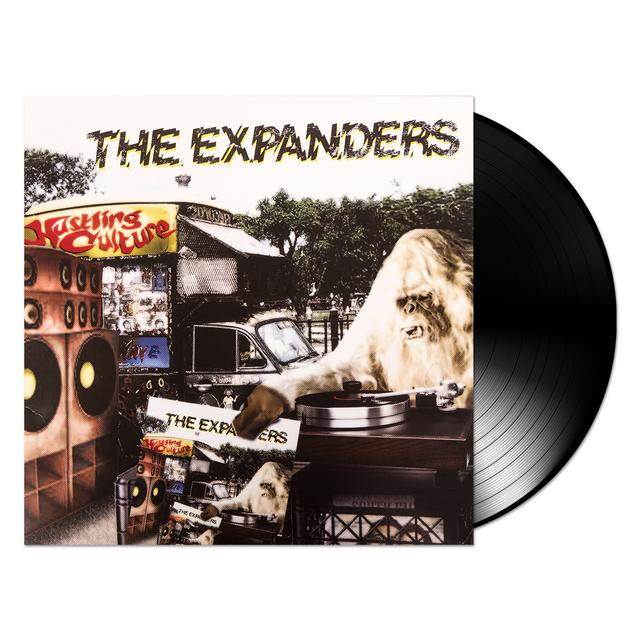 Easy Star Records The Expanders Hustling Culture LP