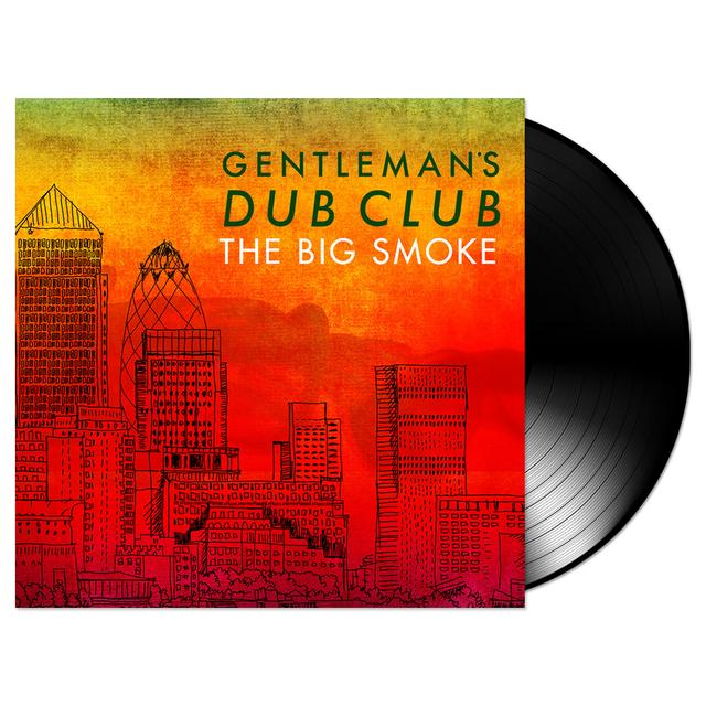 Easy Star Records Gentleman's Dub Club – The Big Smoke LP