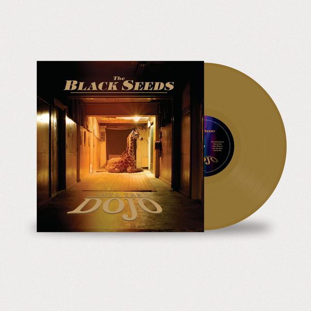 Easy Star Records The Black Seeds – Into The Dojo Gold Colored Vinyl