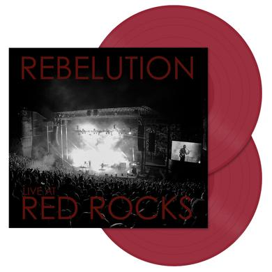 Easy Star Records Rebelution Live At Red Rocks 2-LP Vinyl