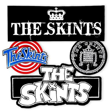 Easy Star Records Skints Sticker Pack