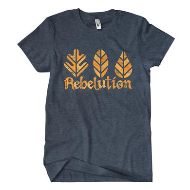 Easy Star Records Rebelution – Geo Leaves Tee