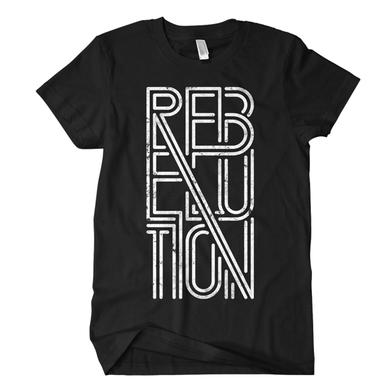 Easy Star Records Rebelution – Linear Logo Tee