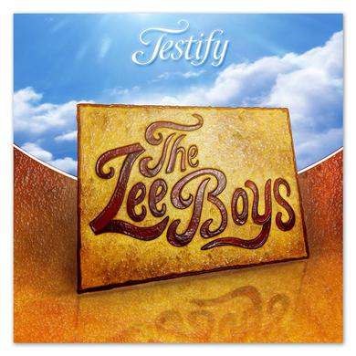 Evil Teen Records The Lee Boys - Testify CD