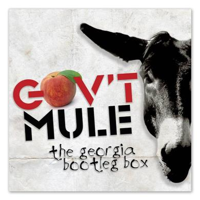 Evil Teen Records Gov't Mule Georgia Bootleg Box Set Digital Download
