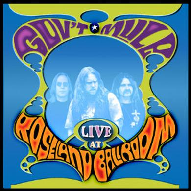Evil Teen Records Gov't Mule - Live at Roseland Ballroom CD
