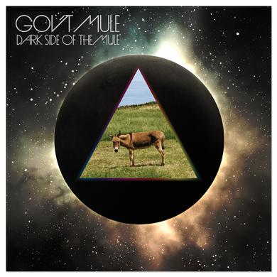Evil Teen Records Gov't Mule Dark Side Of The Mule (Deluxe 3-CD Set, w/ Bonus DVD)
