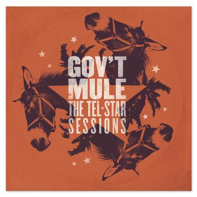Evil Teen Records Gov't Mule - The Tel-Star Sessions CD