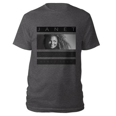 Janet Jackson Janet Unbreakable T-Shirt + CD