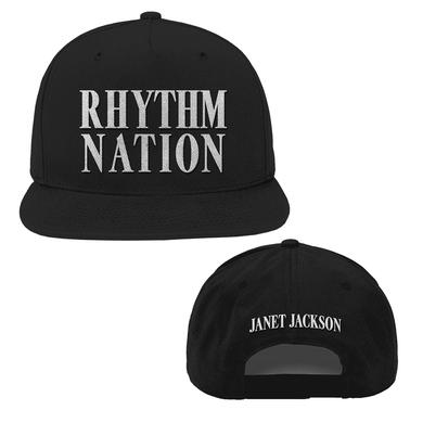 Janet Jackson Rhythm Nation Hat + CD