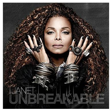 Janet Jackson Unbreakable CD