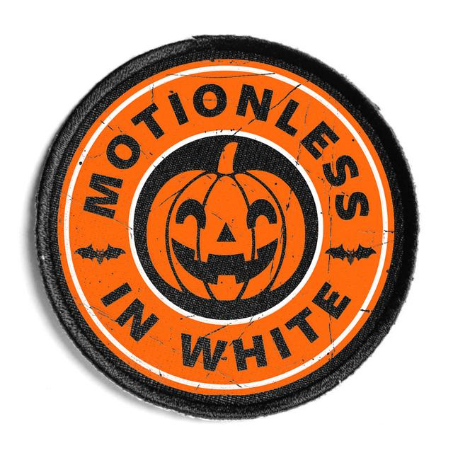 Motionless In White ROUND PUMPKIN PATCH