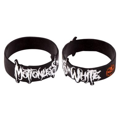 Motionless In White HALLOWEEN RUBBER BRACELET