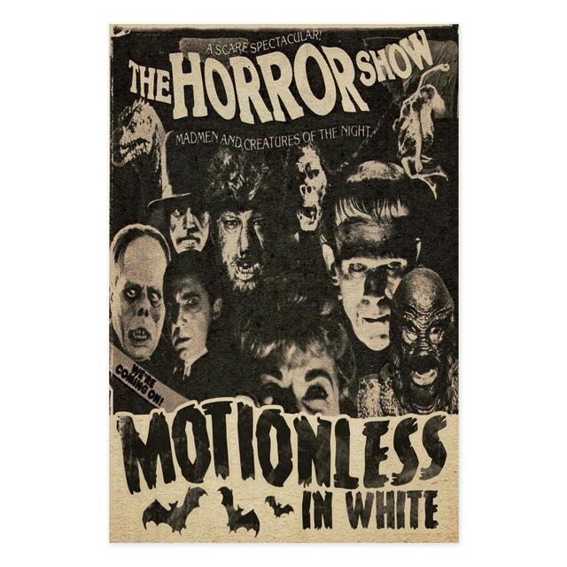 Motionless In White HORROR SHOW LITHO