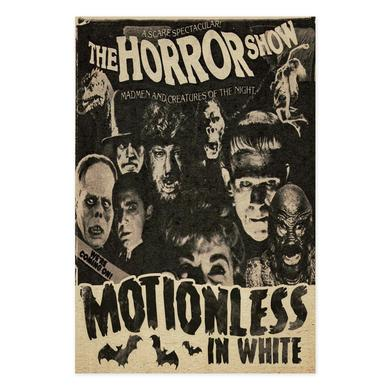 Motionless In White HORROR SHOW LITHO