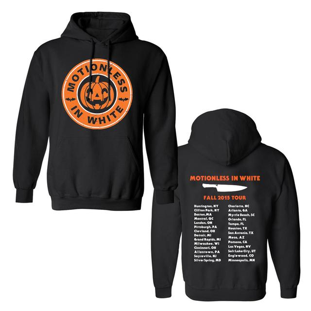 Motionless In White PUMPKIN LOGO P/O HOODIE