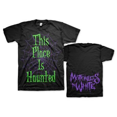 Motionless In White THIS PLACE IS HAUNTED TEE