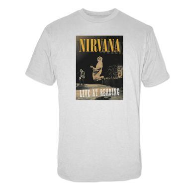 "Nirvana ""Live at Reading"" Tee"