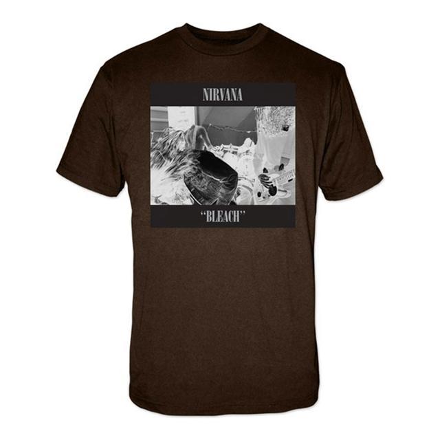 """Nirvana """"Bleach"""" Tee"""