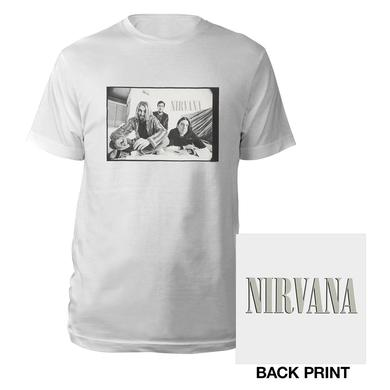 "Nirvana ""B&W Photo"" Tee"