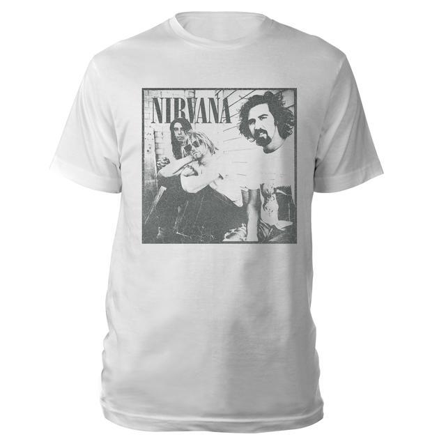 "Nirvana ""Band Photo"" Tee"