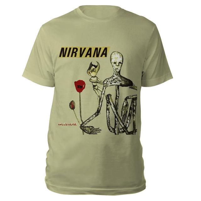 Nirvana Incesticide Tee