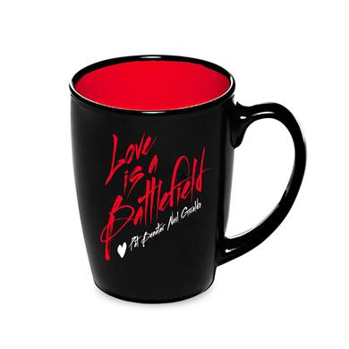 Pat Benatar Battlefield Coffee Mug