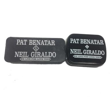 Pat Benatar Pick Tin Set