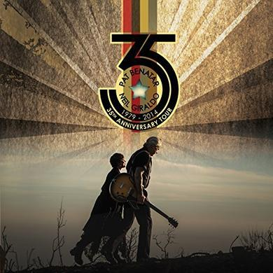 Pat Benatar 35th Anniversary CD