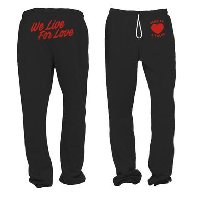 Pat Benatar We Live for Love sweatpants