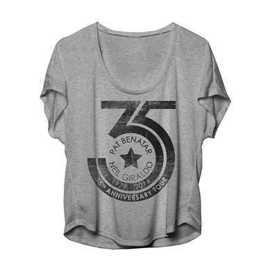 Pat Benatar - Neil Giraldo Pat Benatar & Neil Giraldo 35th Anniversary Women's shirt