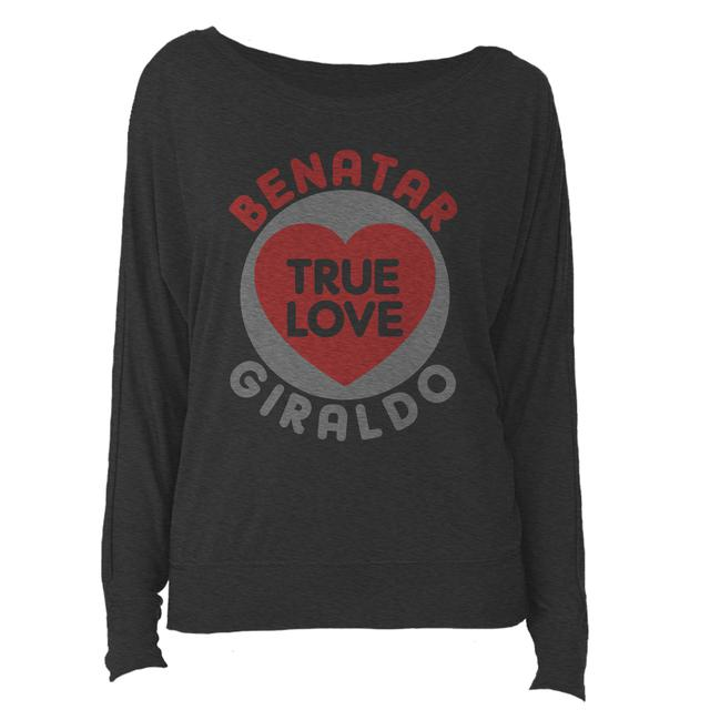 Pat Benatar True Love Long Sleeve Tee