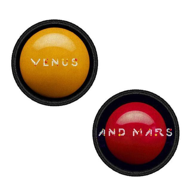 Paul McCartney 'Venus And Mars' Sew on Patch Set
