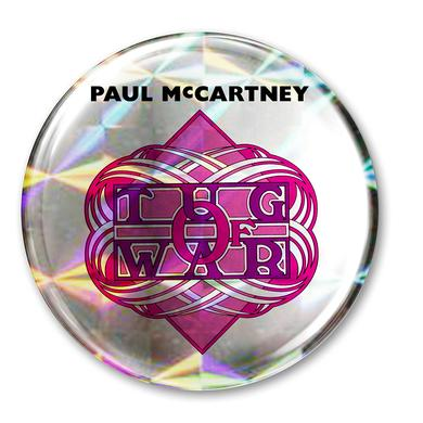 Paul Mccartney Retro Badge Set
