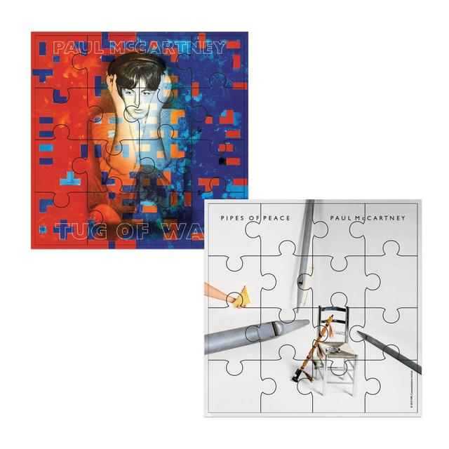 Paul McCartney Puzzle Set