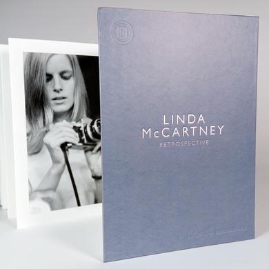 Paul Mccartney Linda McCartney Retrospective Booklet