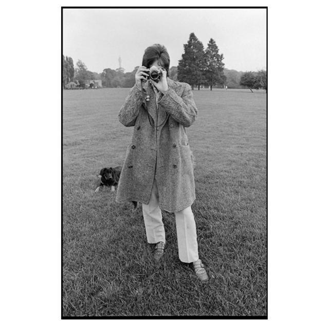 Paul McCartney Camera Lithograph