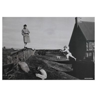 Paul Mccartney Linda McCartney Black & White Poster
