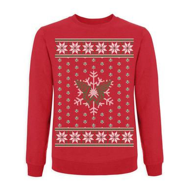 Paul Mccartney Wings Christmas Sweatshirt