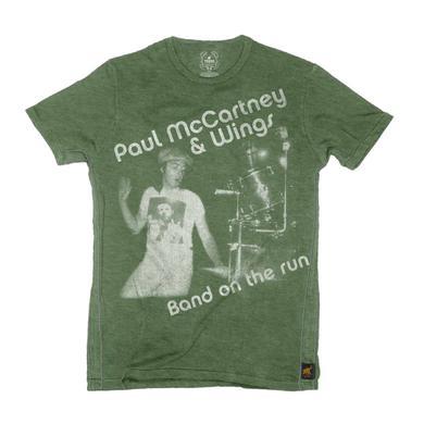 Trunk Paul McCartney & Wings Band On The Run Tee