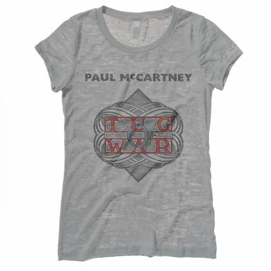 Paul McCartney Tug of War Burnout Babydoll