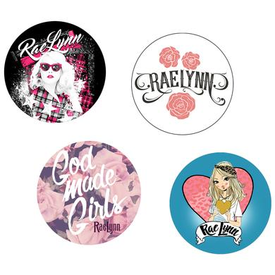 RaeLynn Button pack